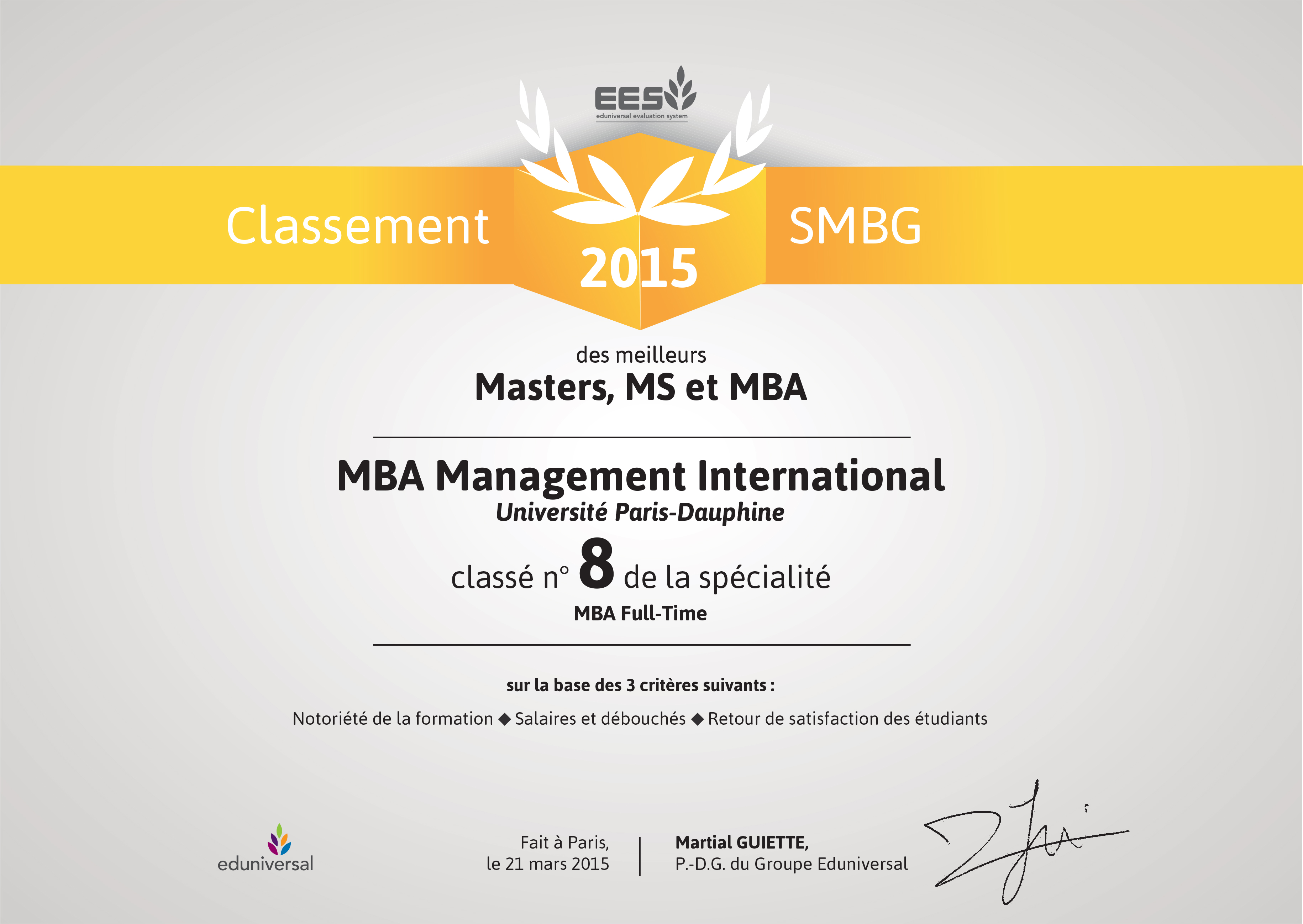 Cached Scope of mba in fashion management